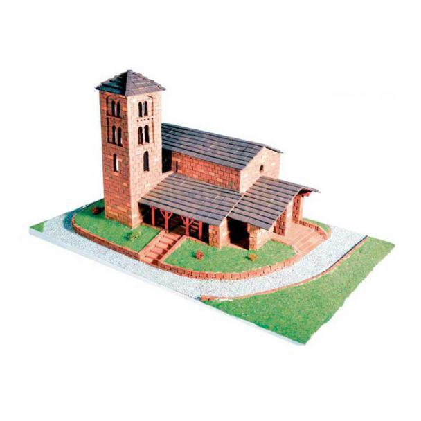 Iglesia de Sant Joan de Caselles, Andorra 1:60