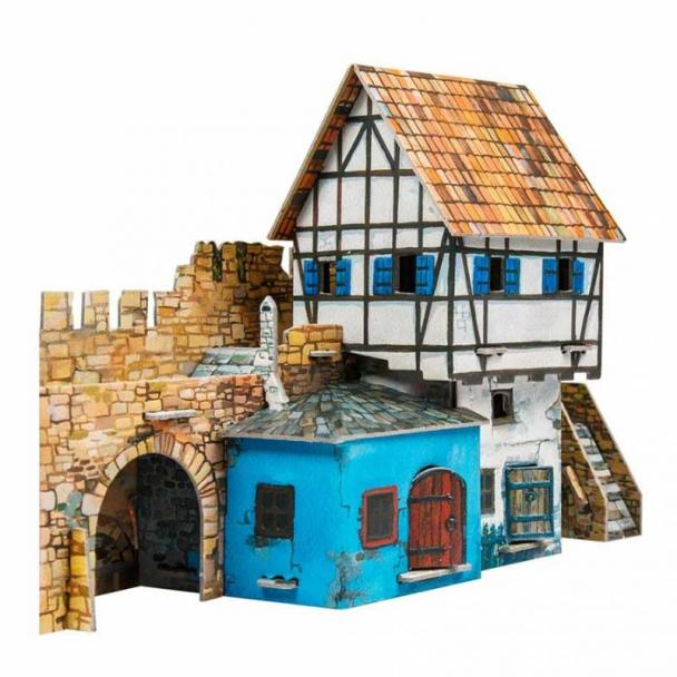 Casa de la Muralla