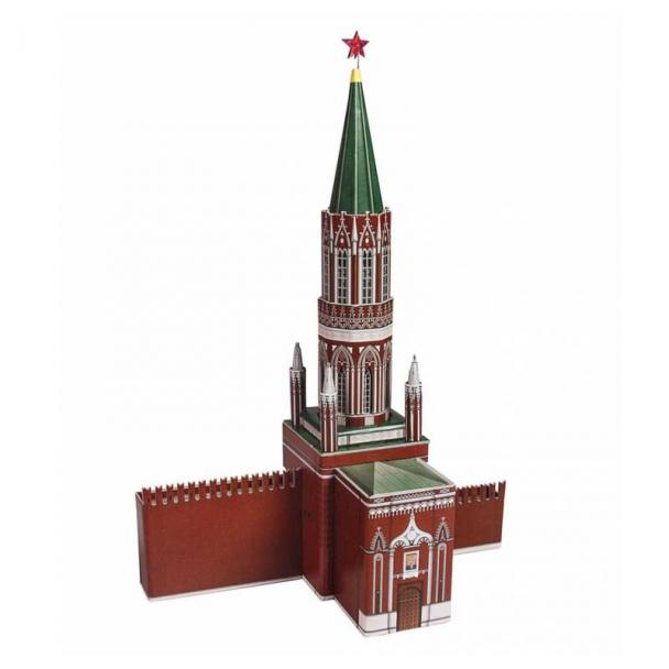 Torre Nikólskaya, El Kremlin, Moscú