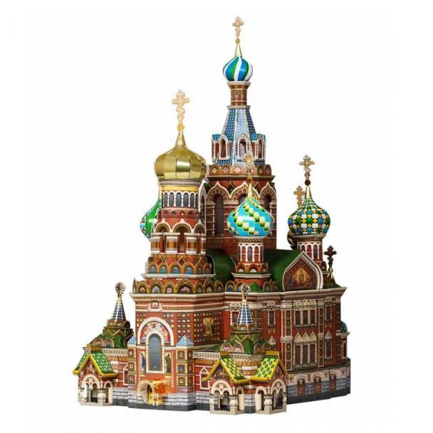 Iglesia del Salvador, San Petersburgo