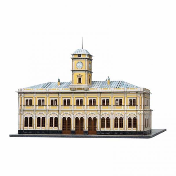 Estación de Nikolaevsky, Moscú