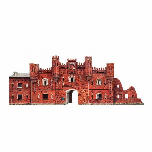 Puerta de Kholm Fortaleza de Brest