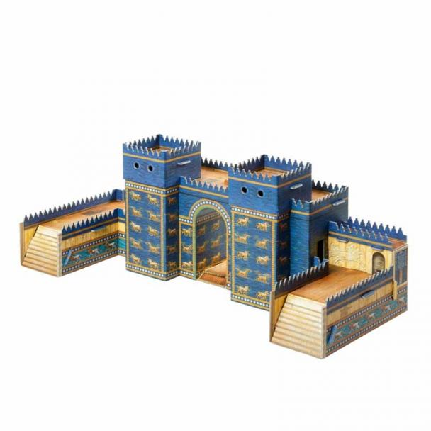 Puerta de Ishtar, Babilonia