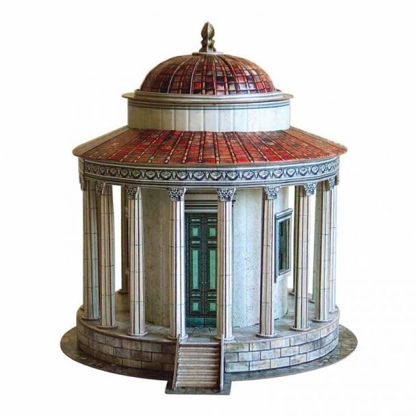 Templo de Vesta, Roma