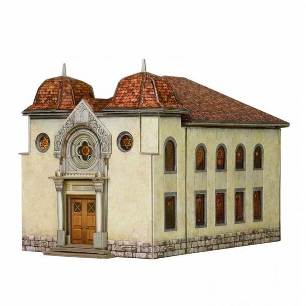 Sinagoga de Delémont, Suiza