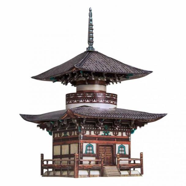 Pagoda de Honpo-Ji, Japón