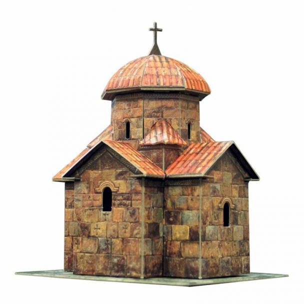 Iglesia de Karmravor, Armenia