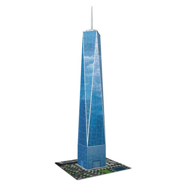 Puzzle 3D 216 Piezas One World Trade Center, Manhattan
