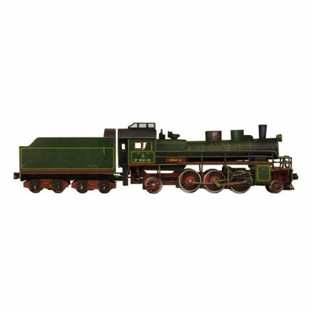 Locomotora de Vapor SU-214