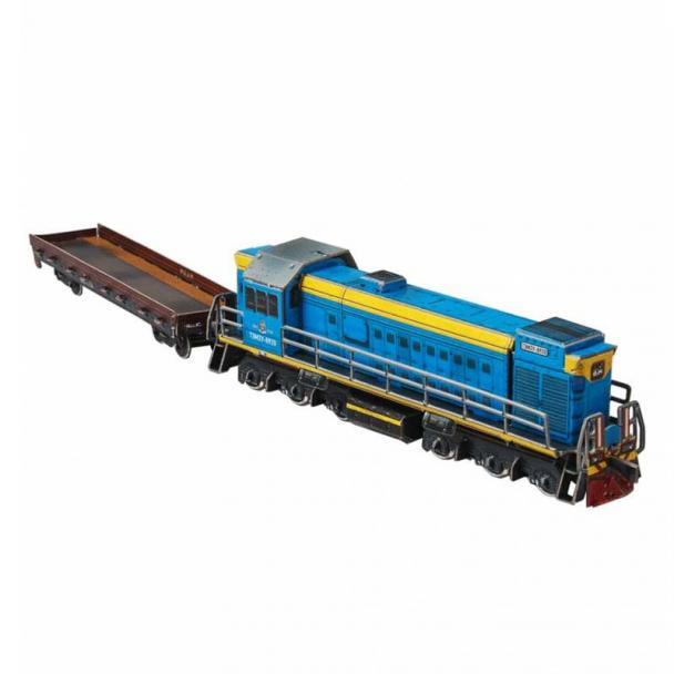 Locomotora Diesel TEM-2U