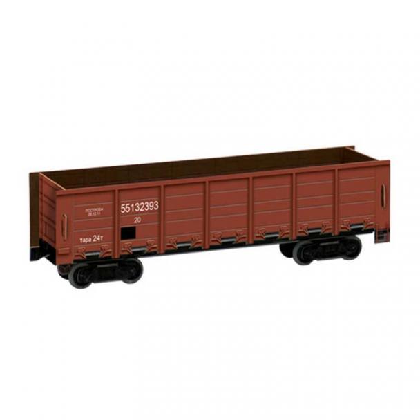 Vagón Góndola de Carga - Marrón