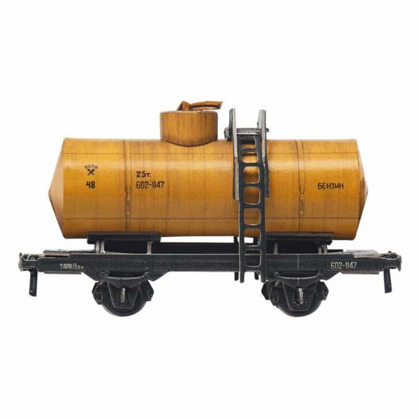 Vagón Cisterna Biaxial - Gasolina