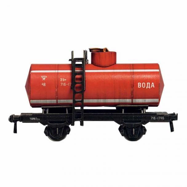 Vagón Cisterna Biaxial - Agua