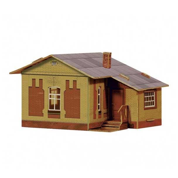 Casa Vigilancia Ferroviaria - Ladrillo