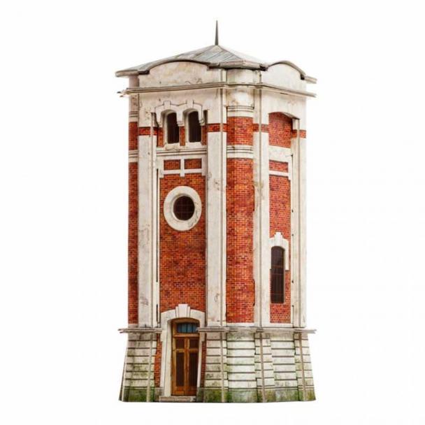 Torre de Agua Estación Ferroviaria