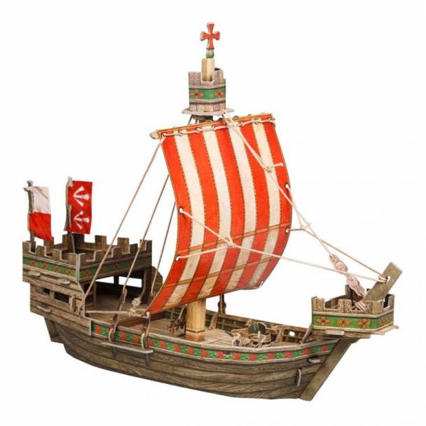 Barco Medieval