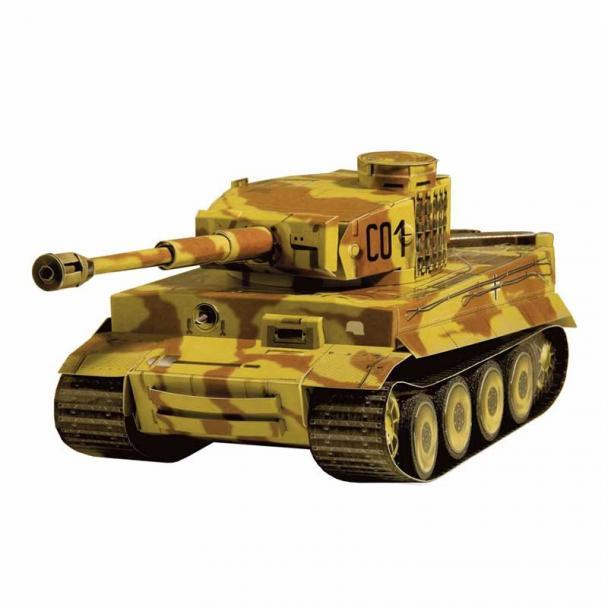 Tanque Panzer VI Tiger
