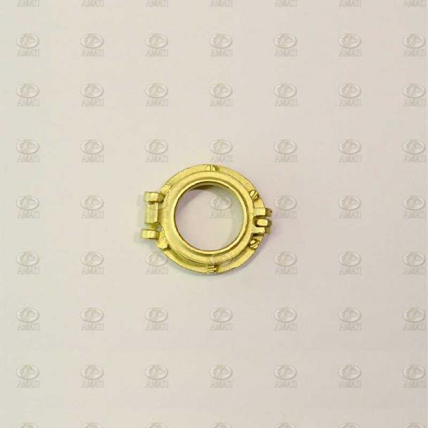 Ojo de Buey de Latón Practicable con Bisagra 15 mm (3 uds)