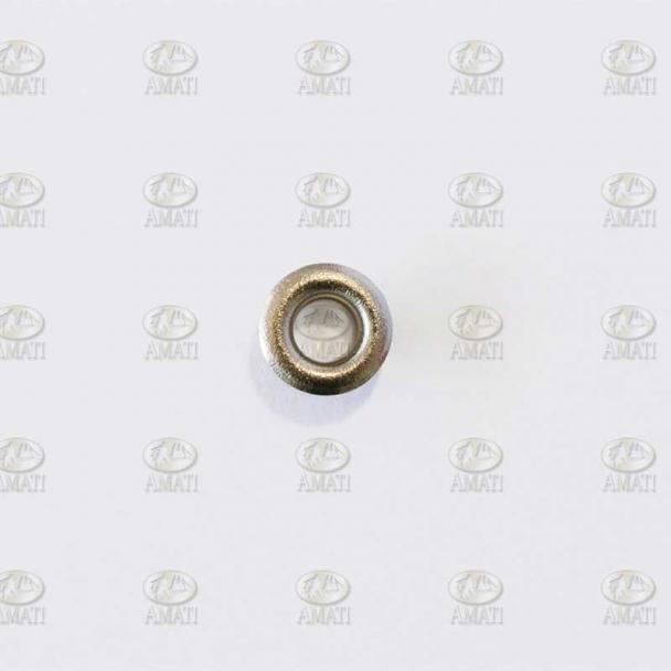Ojo de Buey Niquelado sin Cristal 3 mm (20 uds)