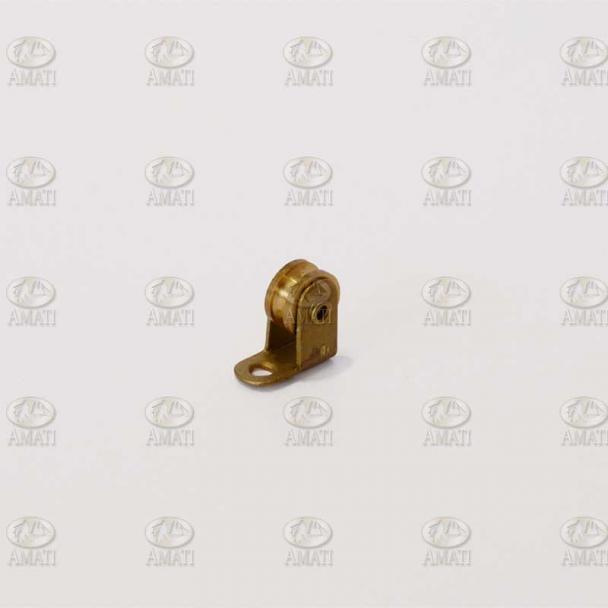 Garrucha de Latón 8x9 mm Tipo B