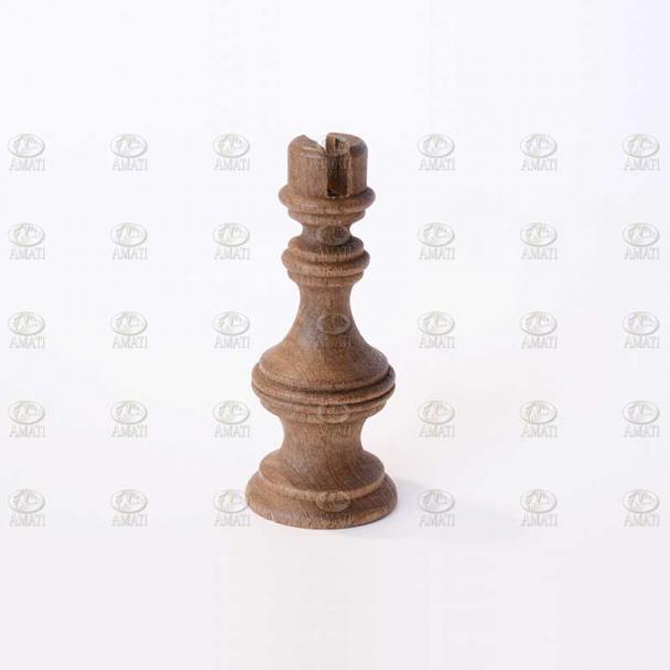 Soporte Pedestal de Madera 65 mm (2 uds)