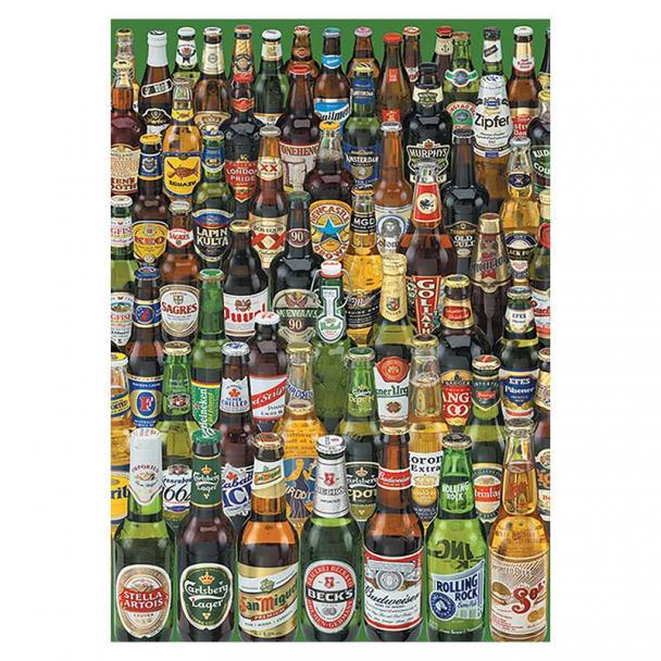 Puzzle 1000 Piezas Cervezas