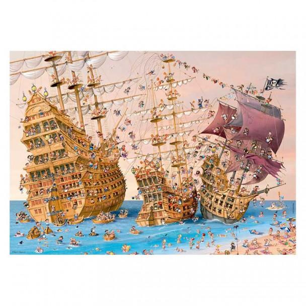 Puzzle 1000 Piezas Corsair