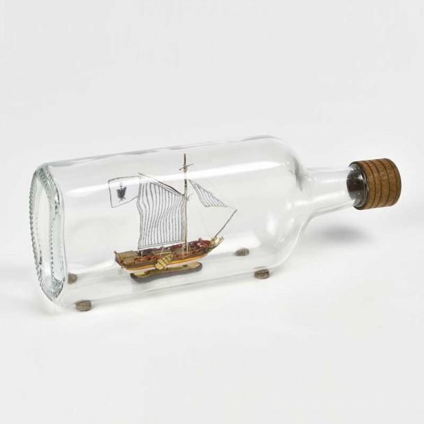Kit Yate Holandés 1:300 - Barco en una Botella