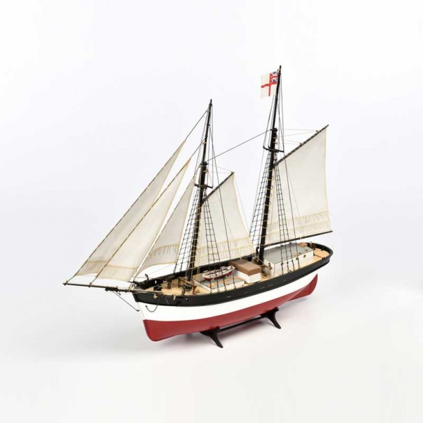Hunter Q-Ship 1:60