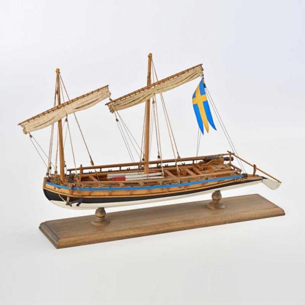 Cañonera Sueca 1775