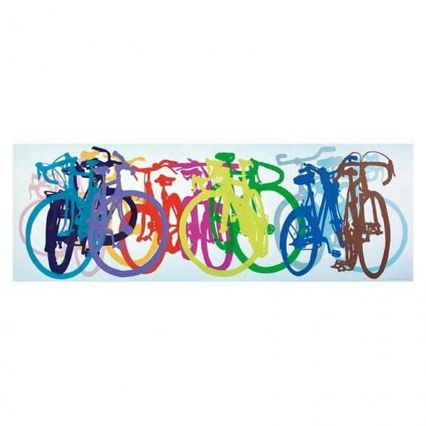 Puzzle 1000 Piezas Colourful Row