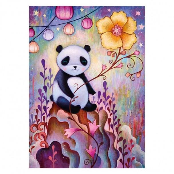 Puzzle 1000 Piezas Panda Naps