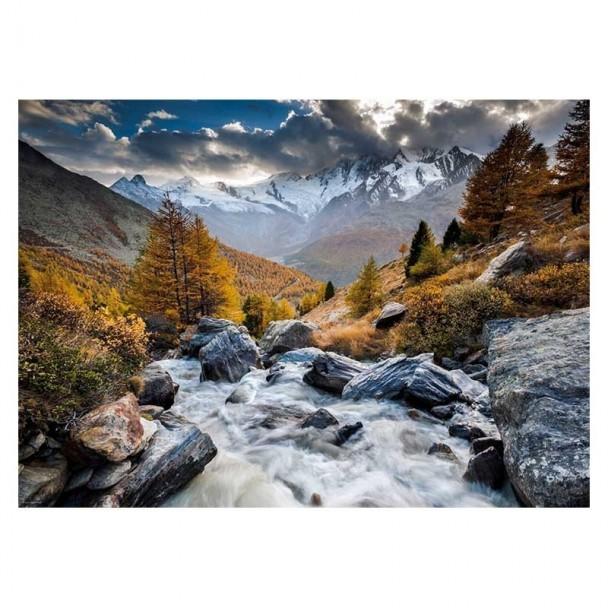 Puzzle 1000 Piezas Mountain Stream
