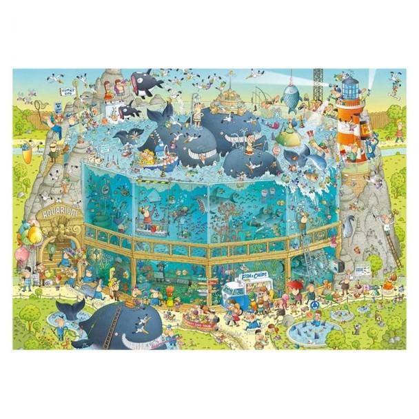 Puzzle 1000 Piezas Ocean Habitat