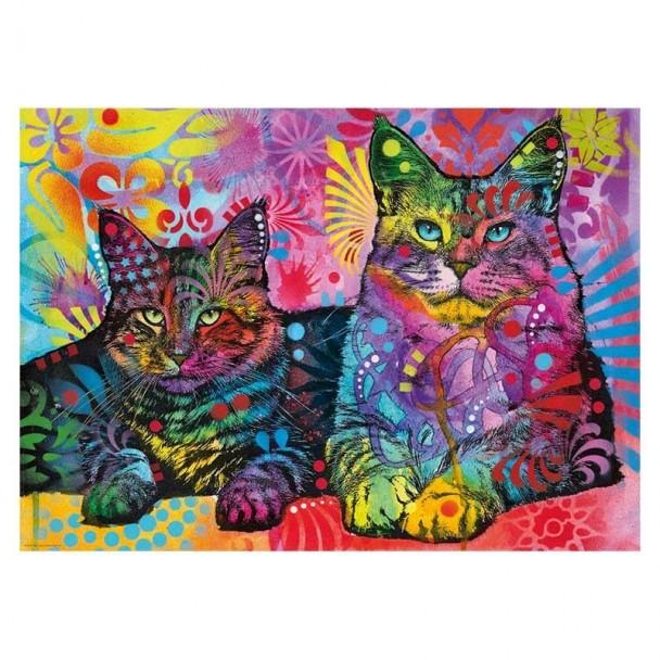 Puzzle 1000 Piezas Devoted 2 Cats