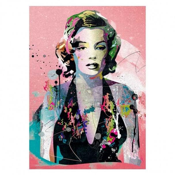 Puzzle 1000 Piezas Marilyn