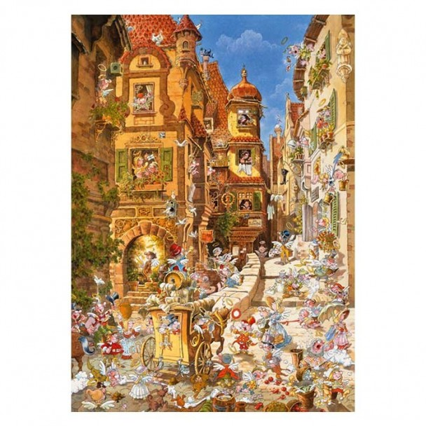 Puzzle 1000 Piezas By Day