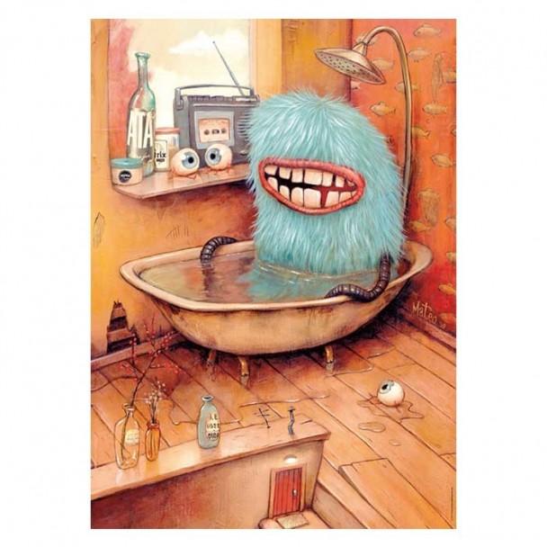Puzzle 1000 Piezas Bathtub