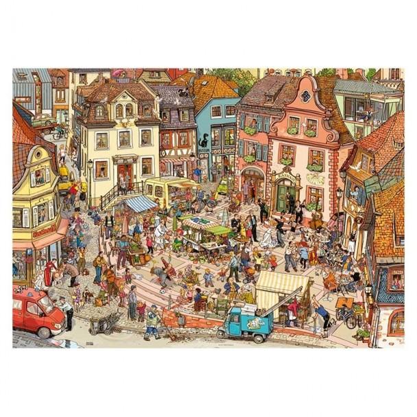Puzzle 1000 Piezas Market Place
