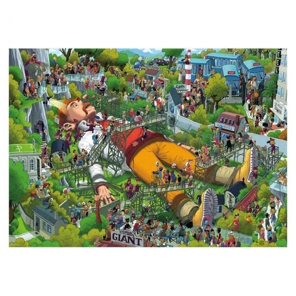 Puzzle 1000 Piezas Gulliver