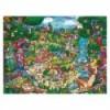 Puzzle 1500 Piezas Wonderwoods
