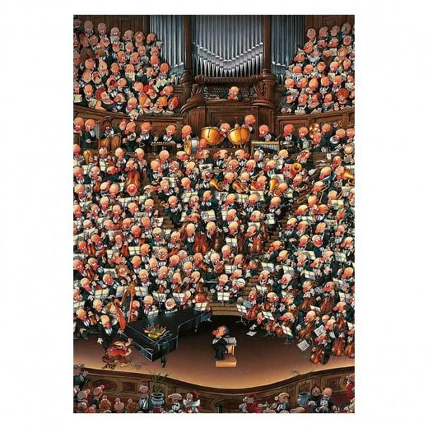 Puzzle 2000 Piezas Orchestra