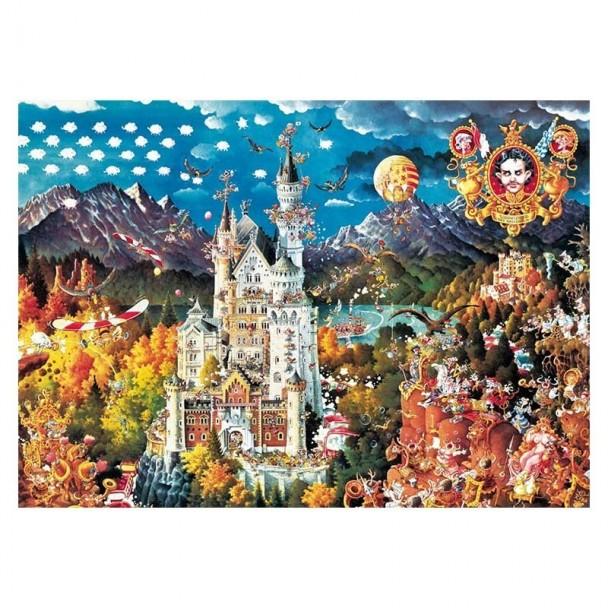 Puzzle 2000 Piezas Bavaria