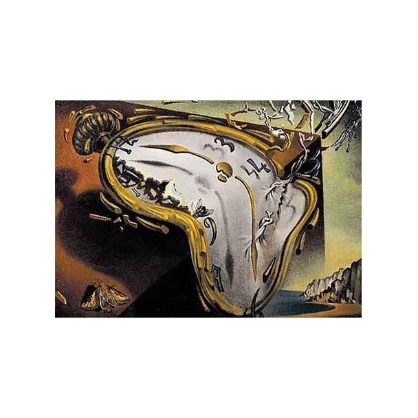 Puzzle 1000 Piezas Los Relojes Blandos