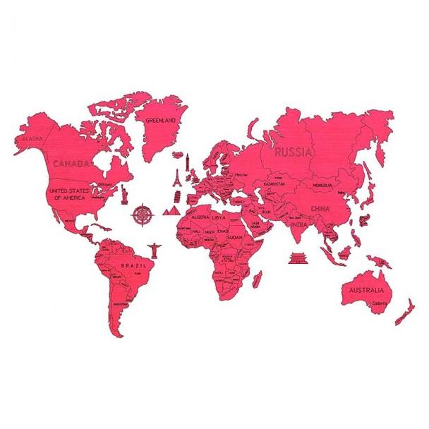 Mapamundi XL Color