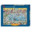 Puzzle 1000 Piezas ¡Cool Down!
