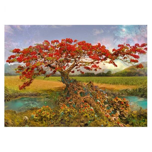 Puzzle 1000 Piezas Strontium Tree