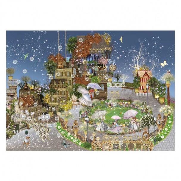 Puzzle 1000 Piezas Fairy Park