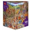 Puzzle 1000 Piezas Bunny Battles