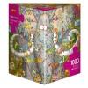 Puzzle 1000 Piezas Elephant's Life